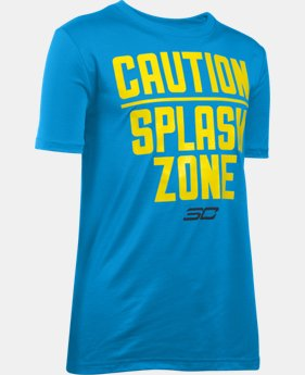 Boys' SC30 Splash Zone T-Shirt