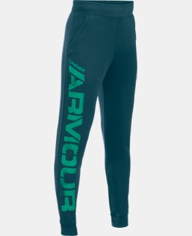 Boys' UA Titan Fleece Jogger  2 Colors $37.99 to $49.99