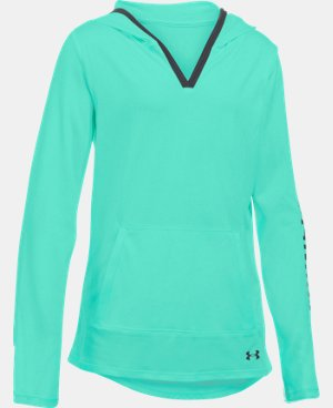 New Arrival Girls' UA Tech™ Hoodie  1 Color $39.99