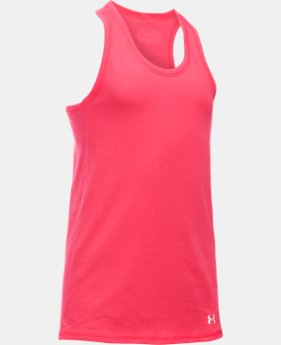 Girls' UA Favorite Knit Tank  1 Color $13.49