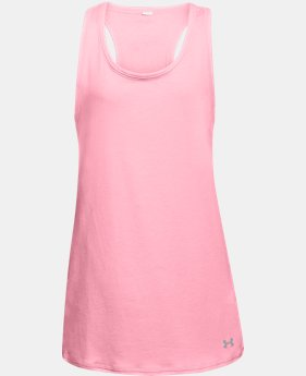 Girls' UA Favorite Knit Tank  2 Colors $22.99