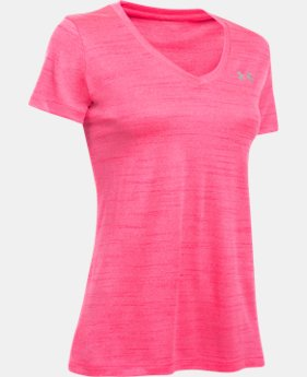 Women's UA Tech™ Tiger V-Neck  1 Color $18.99