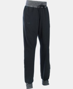 New Arrival  Girls' UA Woven Boyfriend Pants   $44.99