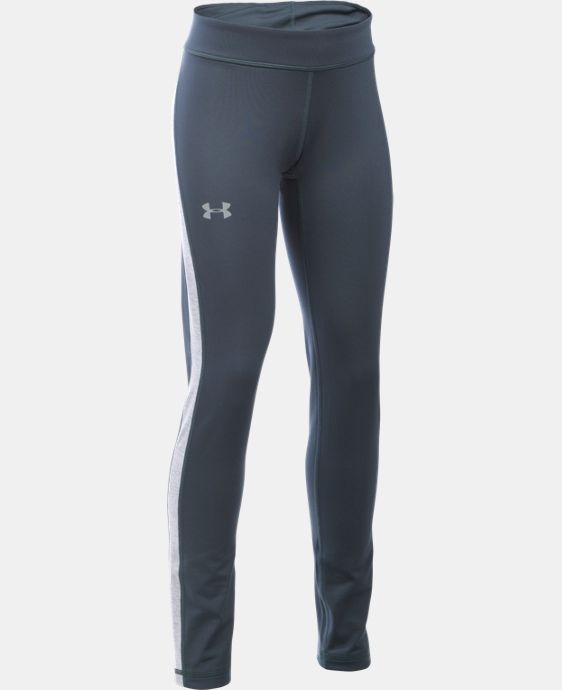 Girls' UA ColdGear® Armour Leggings LIMITED TIME: FREE SHIPPING 1 Color $37.49