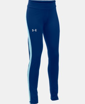 New to Outlet Girls' UA ColdGear® Armour Leggings  1 Color $33.99