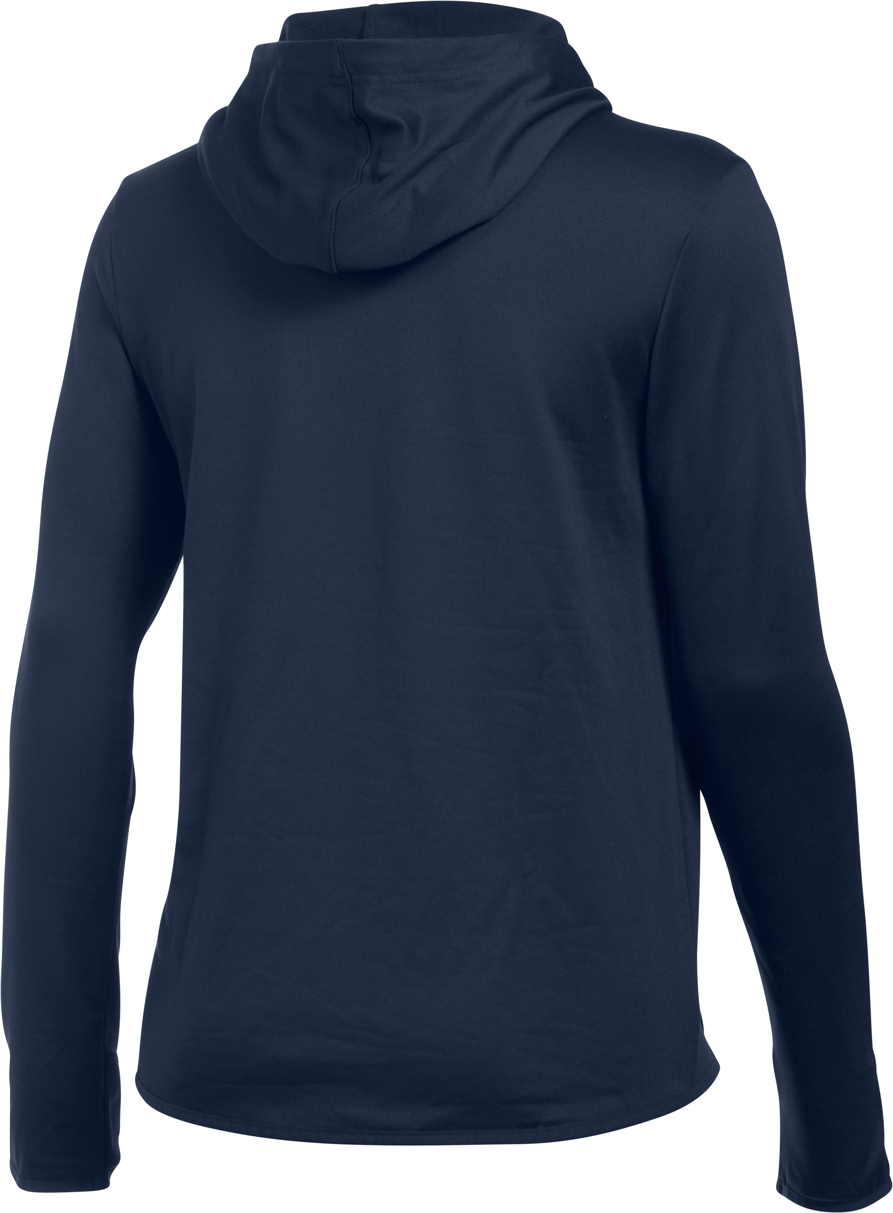Women's Houston Astros UA French Terry Hoodie, Midnight Navy