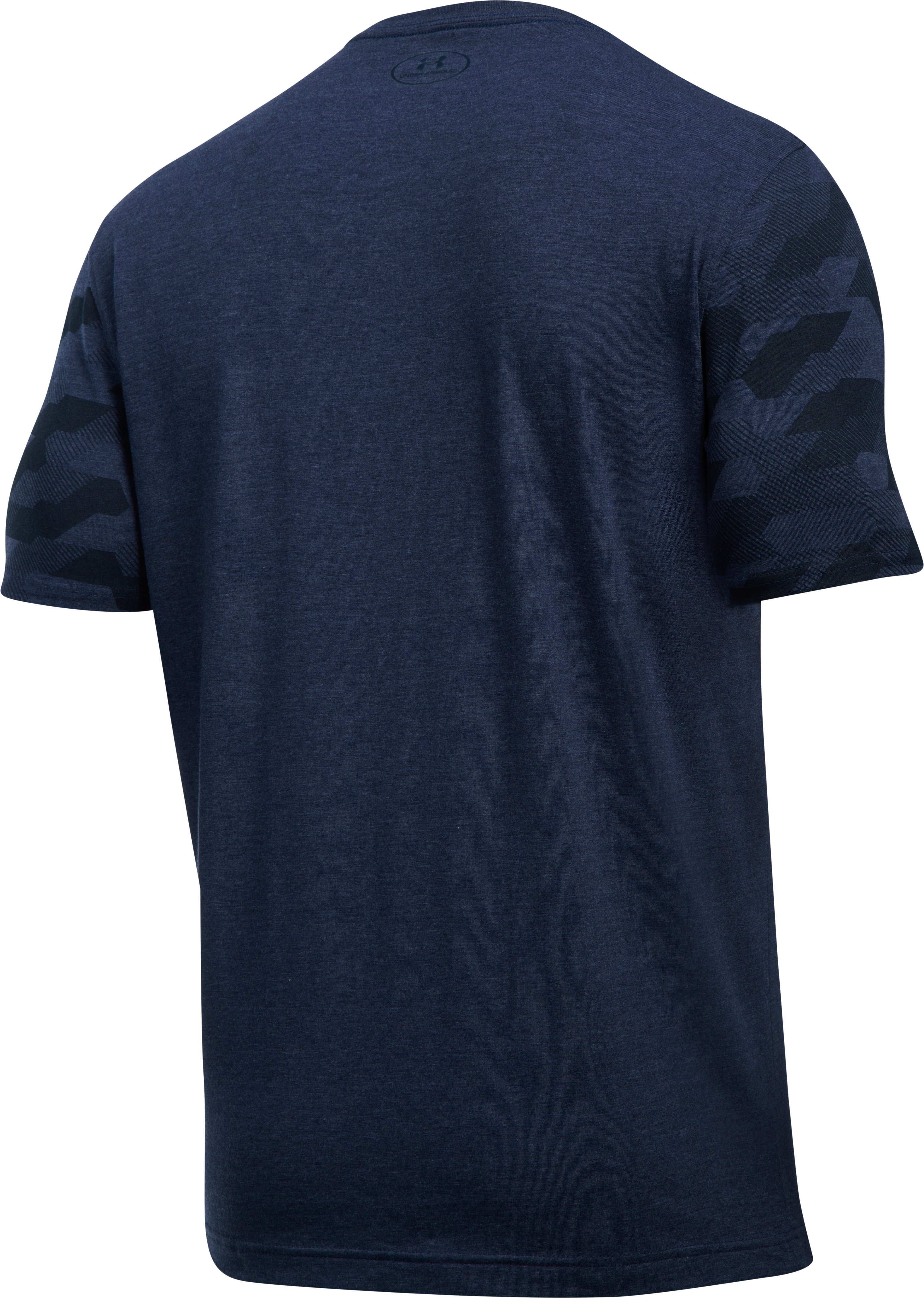 Men's SC30 Respect the Shot T-Shirt, Midnight Navy