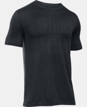 New Arrival  Men's UA Run Lethal T-Shirt  1 Color $32.99