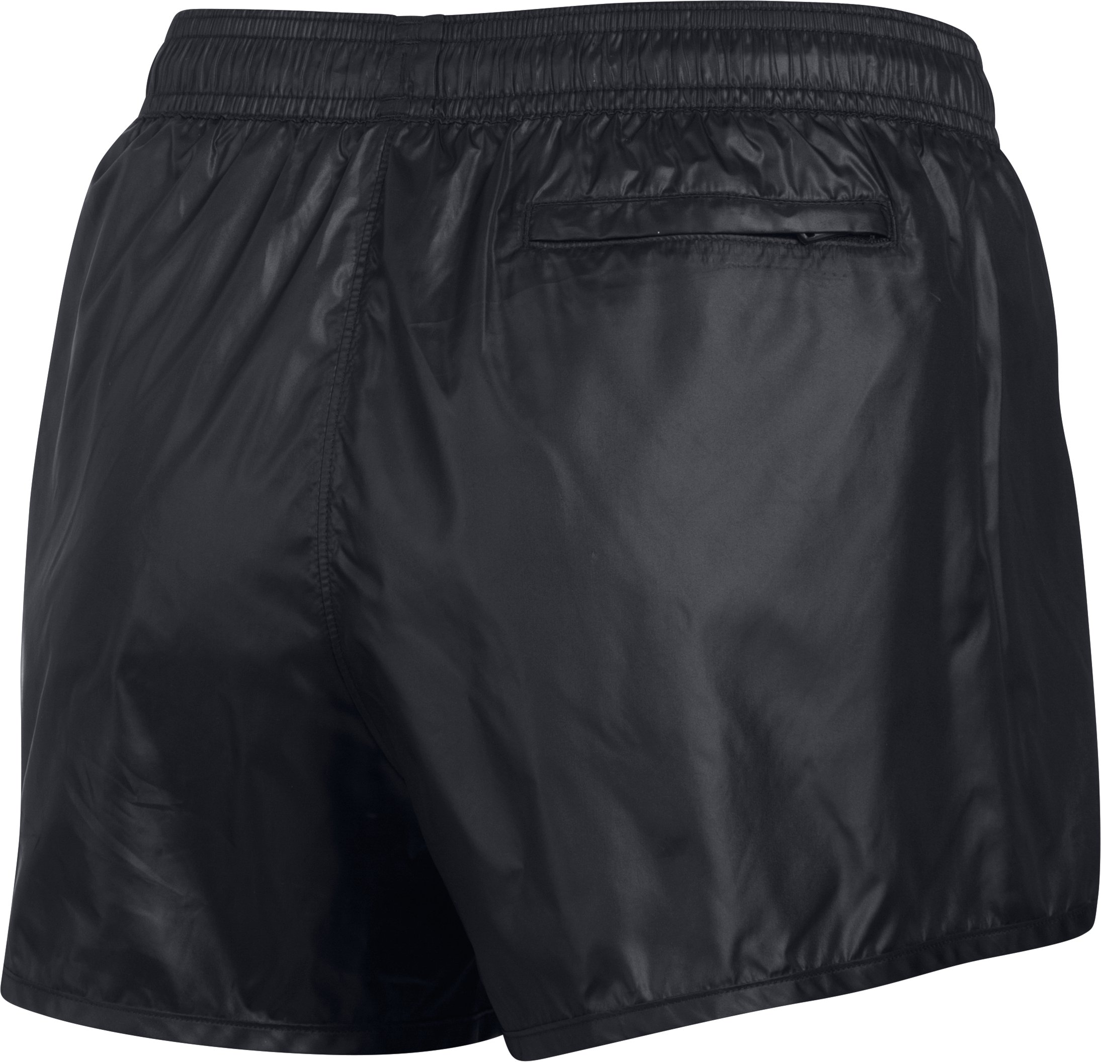 Women's UA Accelerate Shorts, Black , undefined