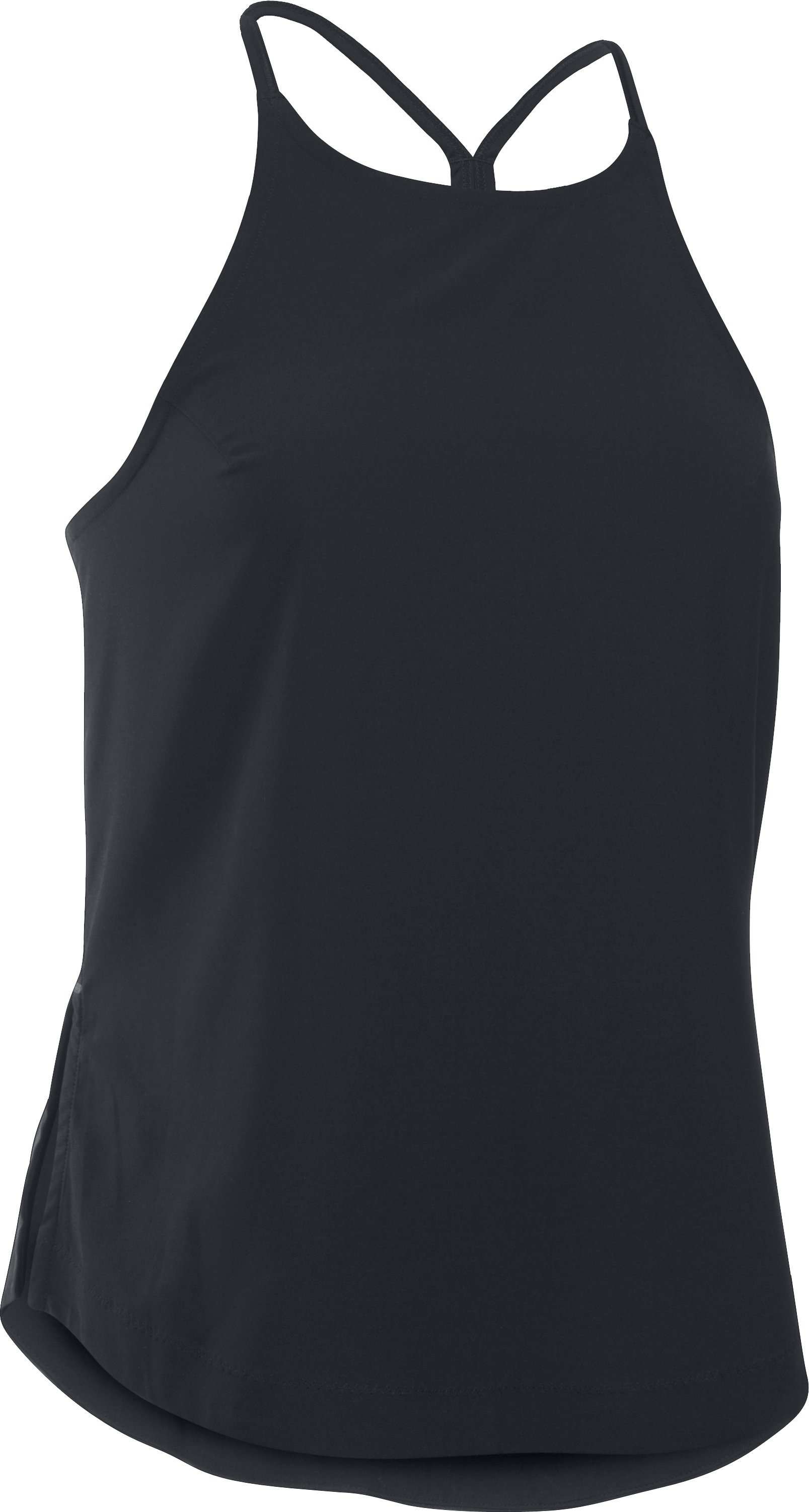 Women's UA Accelerate Tank, Black