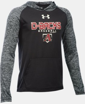 Boys' Arizona Diamondbacks UA Tech™ Hoodie LIMITED TIME: UP TO 30% OFF  $33.99