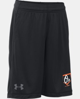 Boys' Baltimore Orioles UA Raid Shorts
