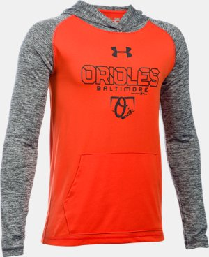 Boys' Baltimore Orioles UA Tech™ Hoodie LIMITED TIME: UP TO 30% OFF  $33.99