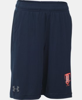 Boys' Detroit Tigers UA Raid Shorts LIMITED TIME: FREE SHIPPING 1 Color $29.99