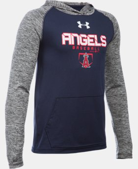 Boys' Los Angeles Angels UA Tech™ Hoodie LIMITED TIME: UP TO 30% OFF 1 Color $33.99