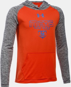 Boys' New York Mets UA Tech™ Hoodie LIMITED TIME: FREE U.S. SHIPPING 1 Color $33.99