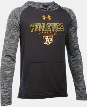Boys' Oakland Athletics UA Tech™ Hoodie LIMITED TIME: UP TO 30% OFF 1 Color $33.99
