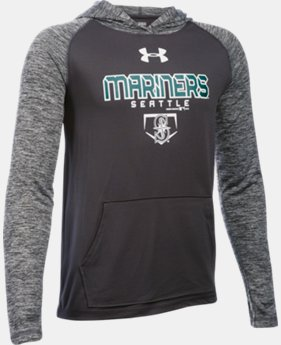 Boys' Seattle Mariners UA Tech™ Hoodie  1 Color $33.99