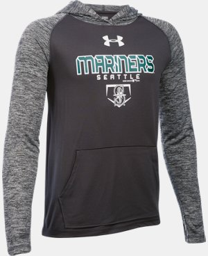Boys' Seattle Mariners UA Tech™ Hoodie LIMITED TIME: FREE SHIPPING 1 Color $37.99