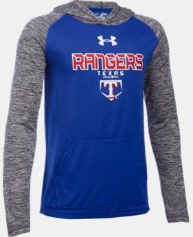 Boys' Texas Rangers UA Tech™ Hoodie  1 Color $33.99