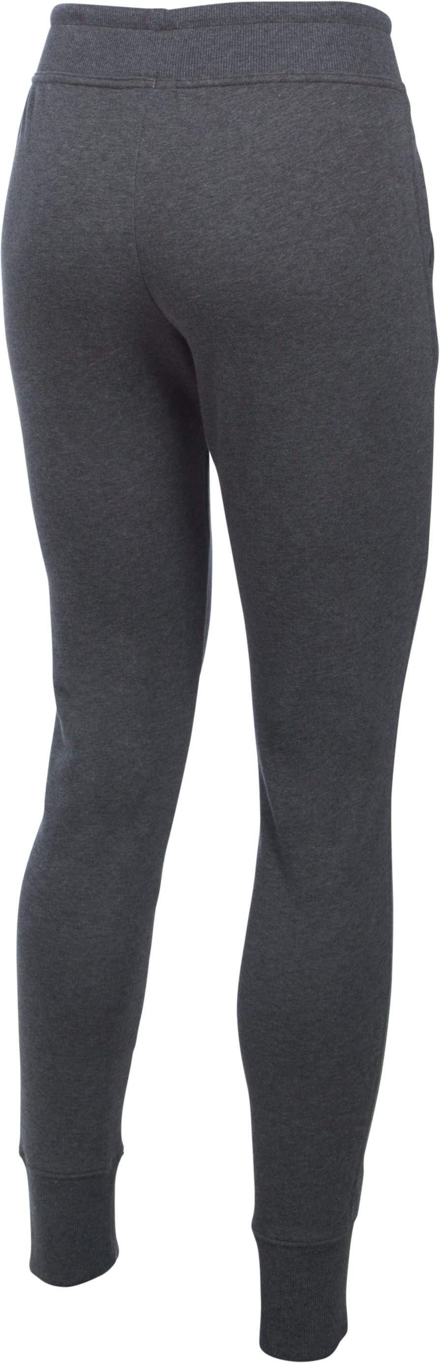Women's UA Favorite French Terry Joggers, Carbon Heather