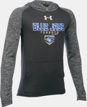 Boys' Toronto Blue Jays UA Tech™ Hoodie LIMITED TIME: UP TO 30% OFF 1 Color $33.99