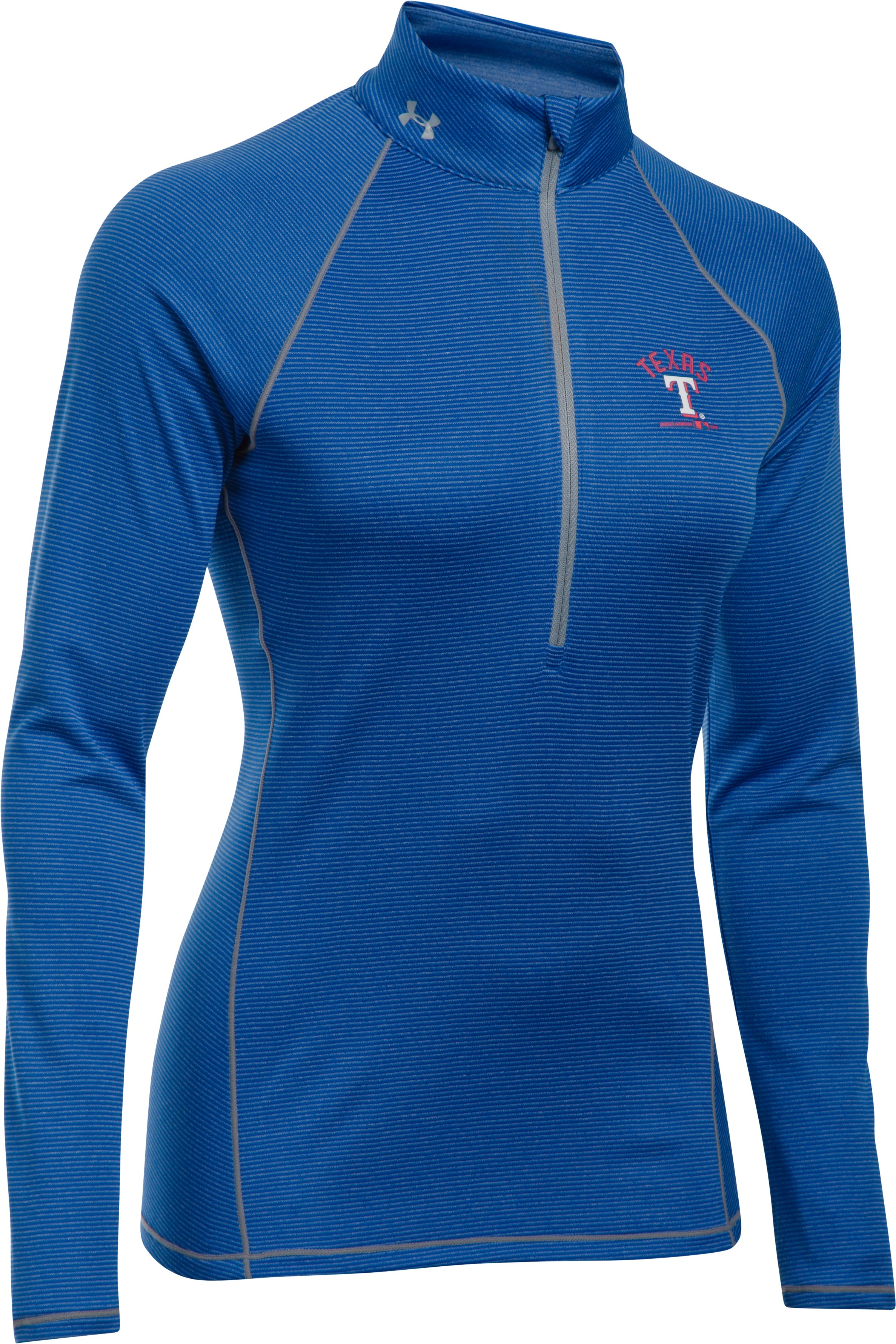 Women's Texas Rangers Tech™ 1/2 Zip, Royal,
