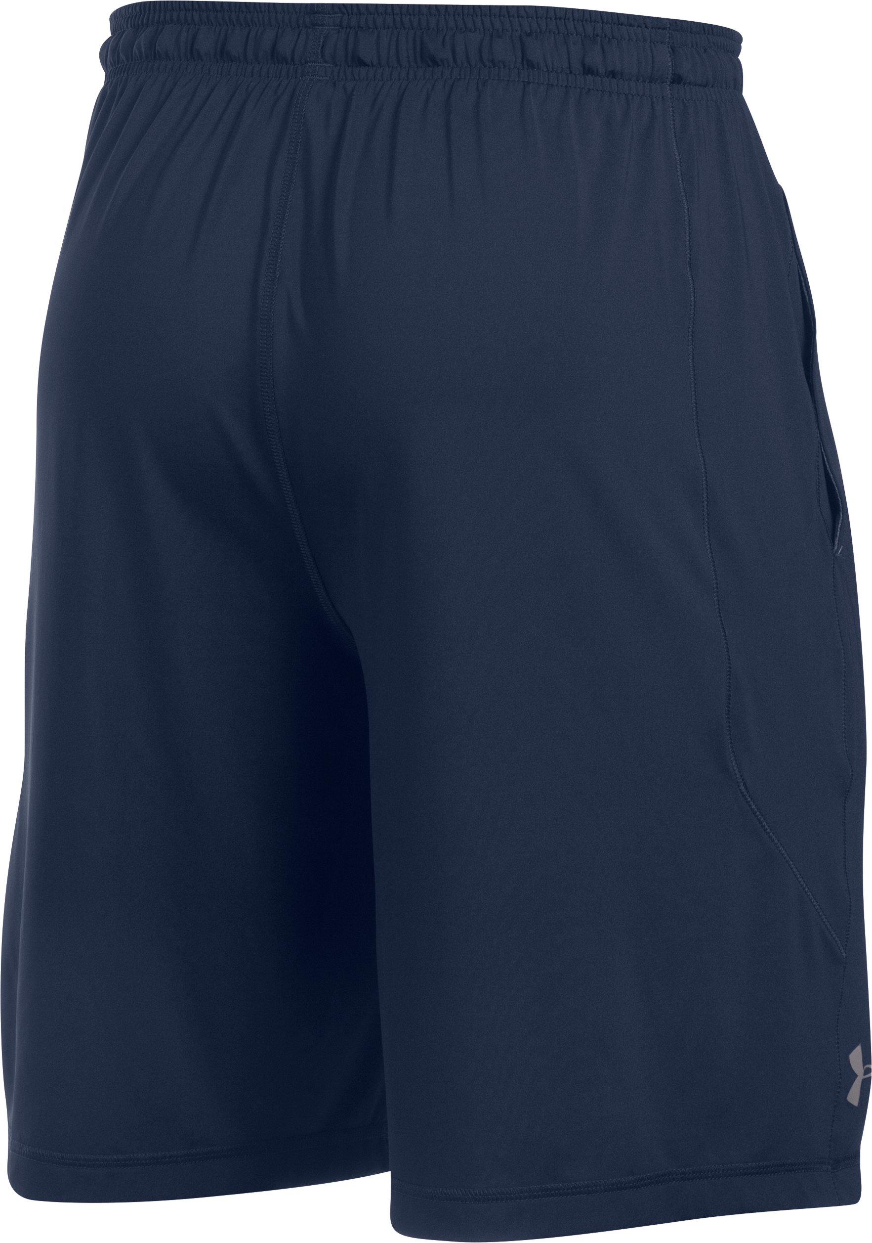 Men's Atlanta Braves Raid Shorts, Midnight Navy, undefined