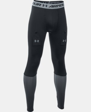 Boys' UA Purestrike Grippy Fitted Leggings LIMITED TIME: FREE U.S. SHIPPING  $54.99