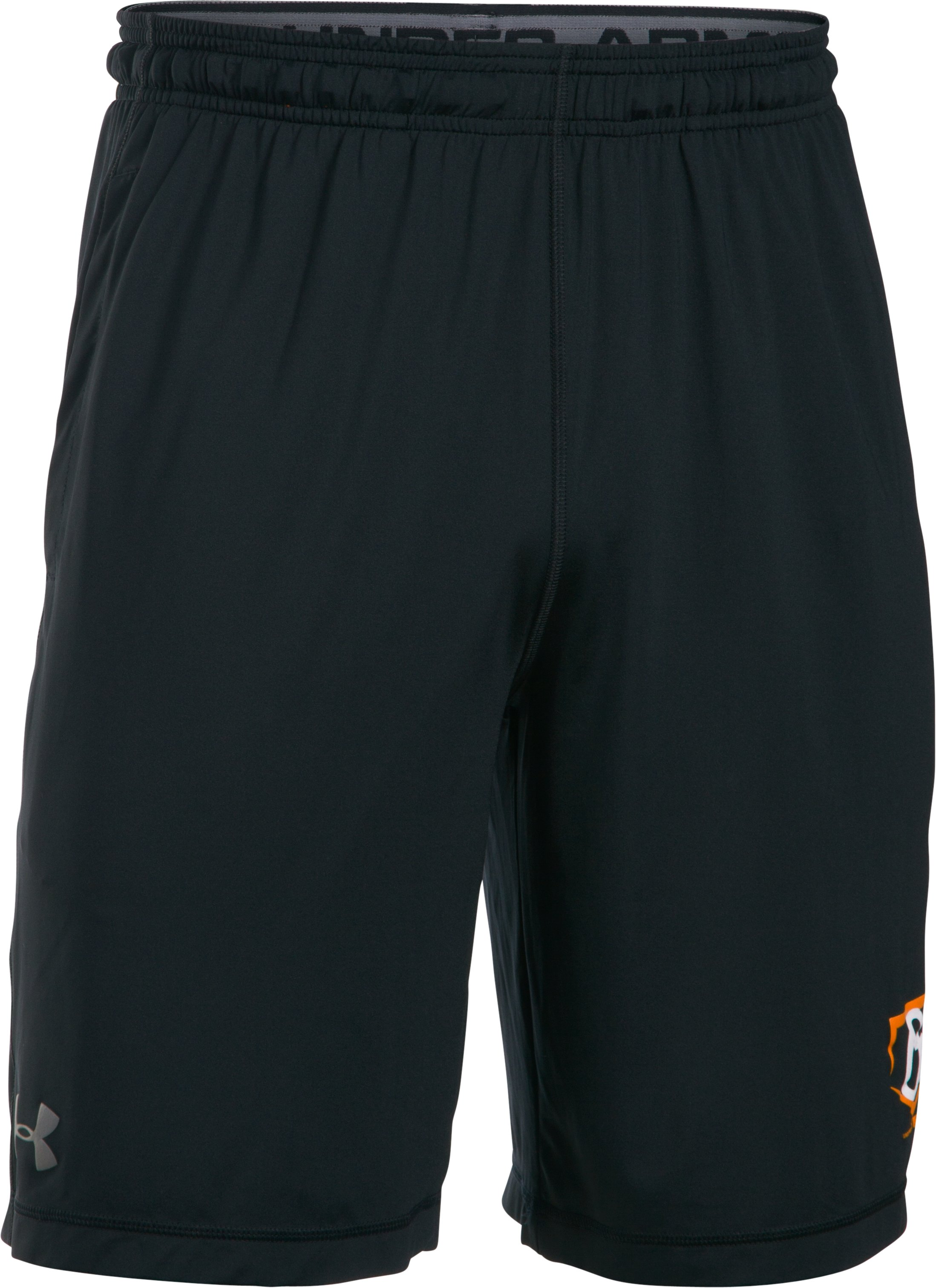 Men's Baltimore Orioles Raid Shorts, Black