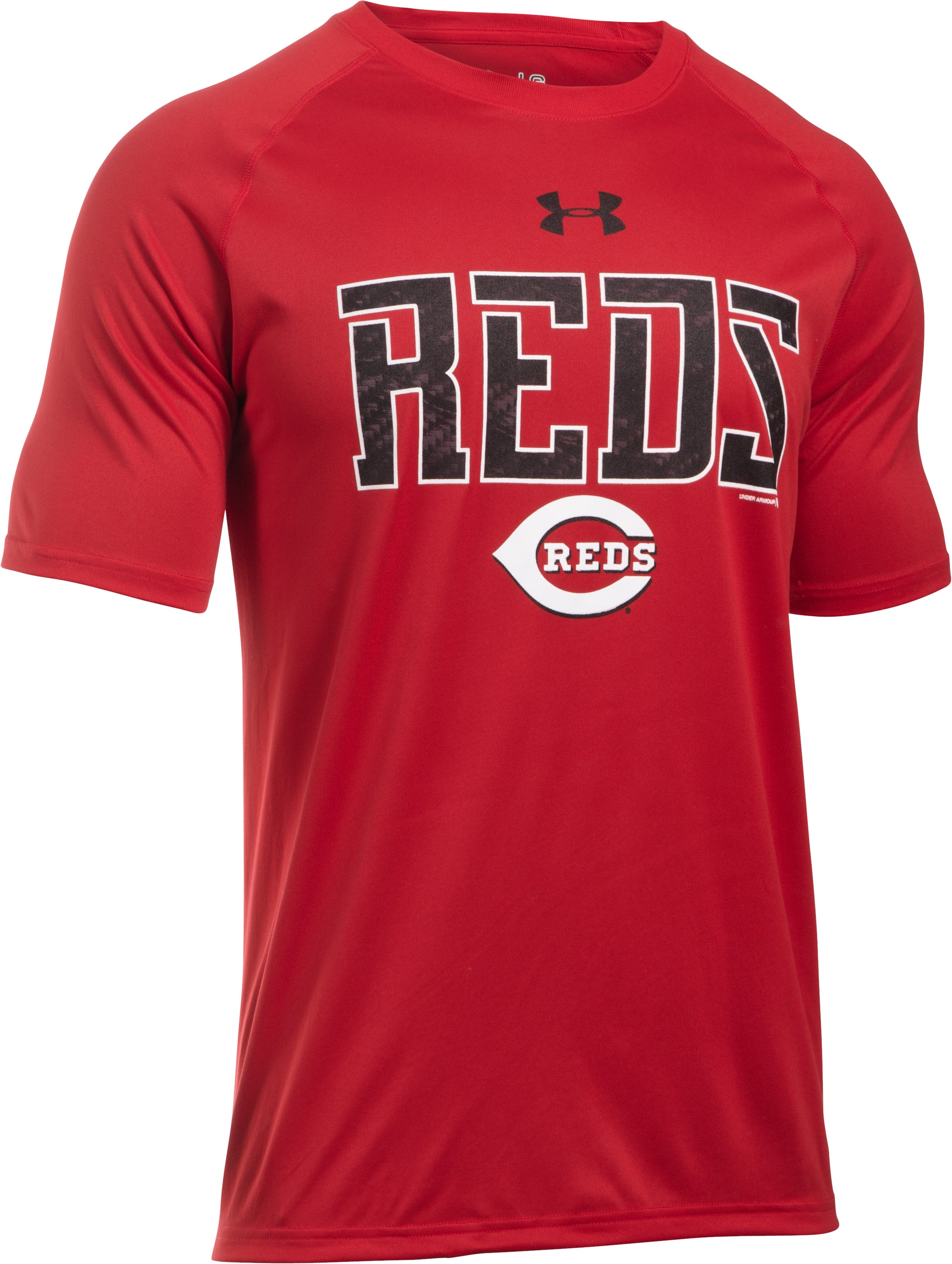 Men's Cincinnati Reds Team Tech™ T-Shirt, Red