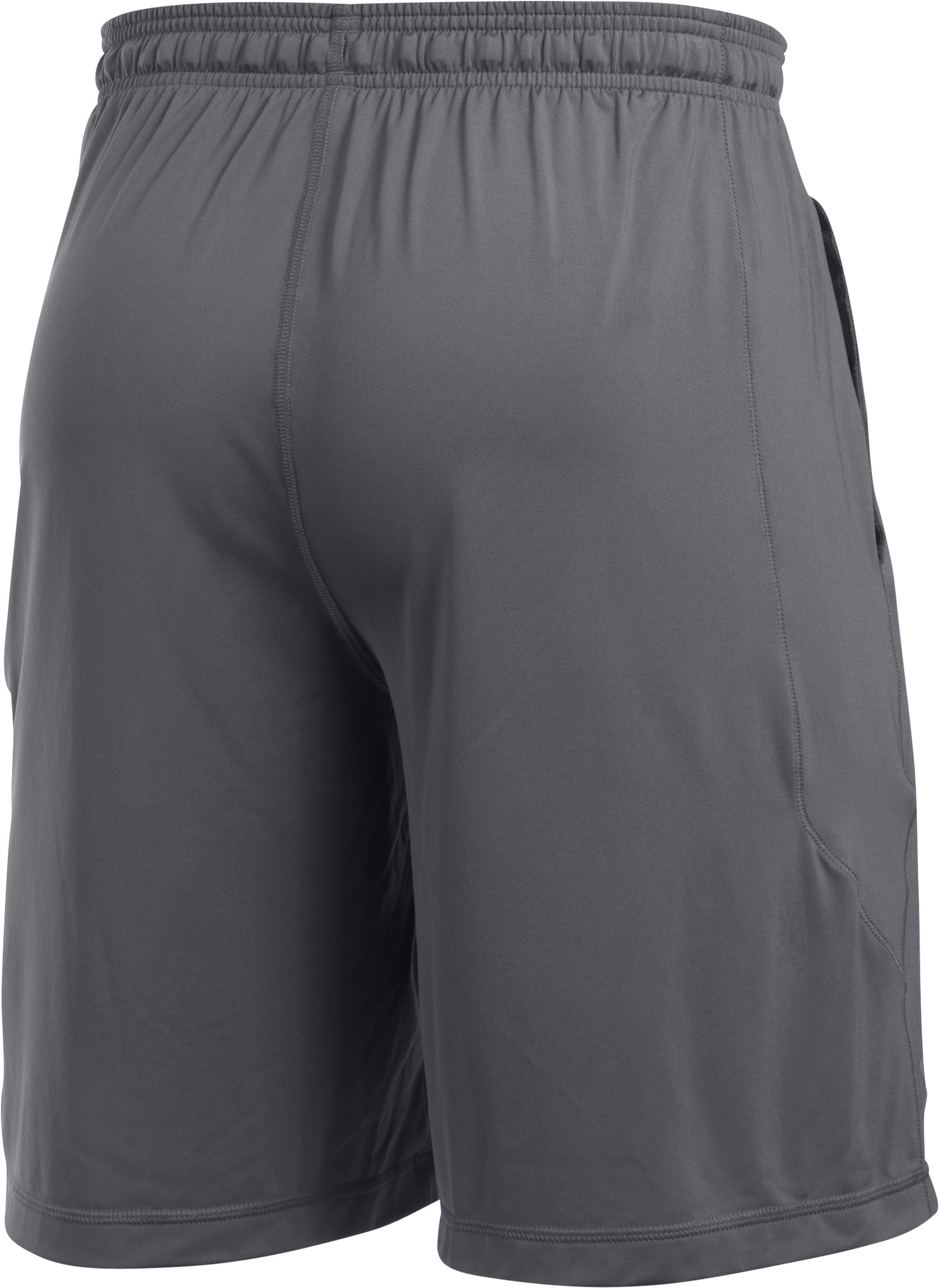 Men's Los Angeles Dodgers Raid Shorts, Graphite, undefined