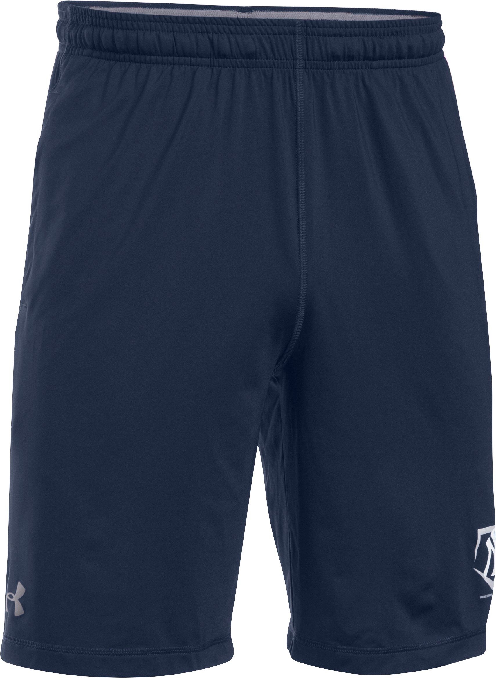 Men's New York Yankees Raid Shorts, Midnight Navy,