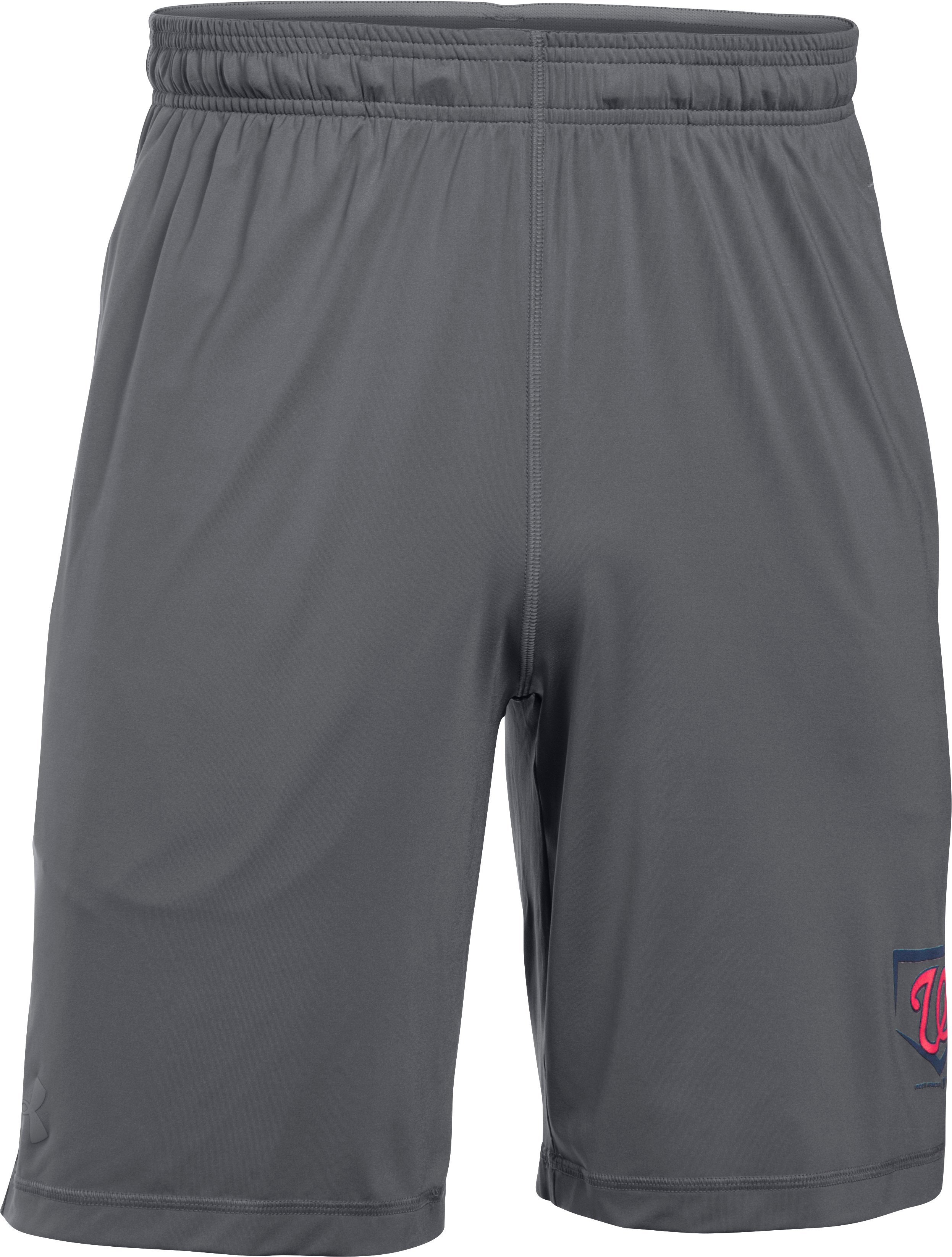 Men's Washington Nationals Raid Shorts, Graphite