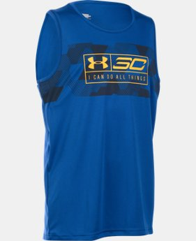 Boys' SC30 Essentials Tank