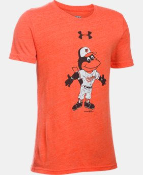 Boys' Baltimore Orioles Vintage Tri-Blend T-Shirt  1 Color $24.99