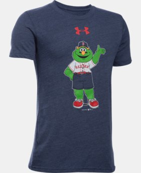 Boys' Boston Red Sox Vintage Tri-Blend T-Shirt