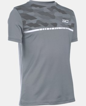 Boys' SC30 From Downtown T-Shirt