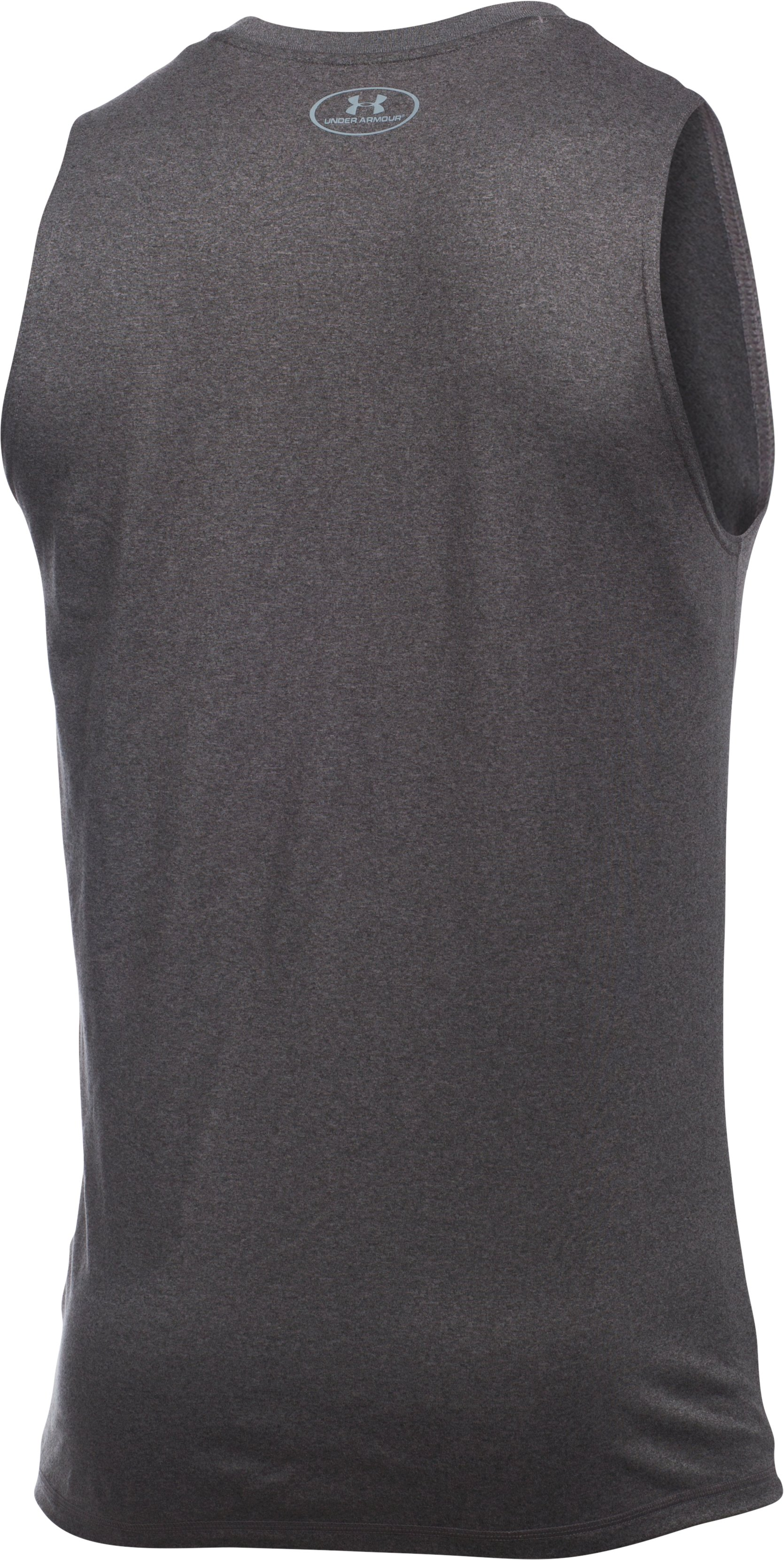 Men's New York Yankees Tech™ Tank, Carbon Heather