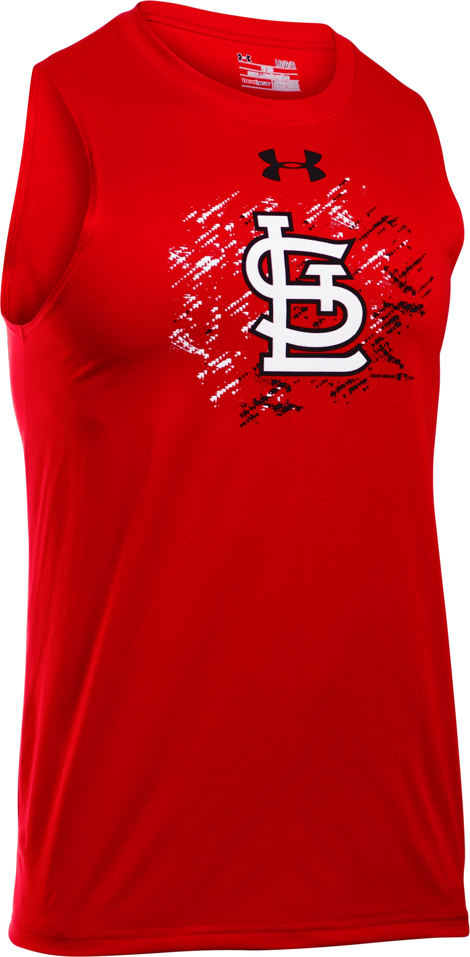 Men's St. Louis Cardinals Tech™ Tank, Red