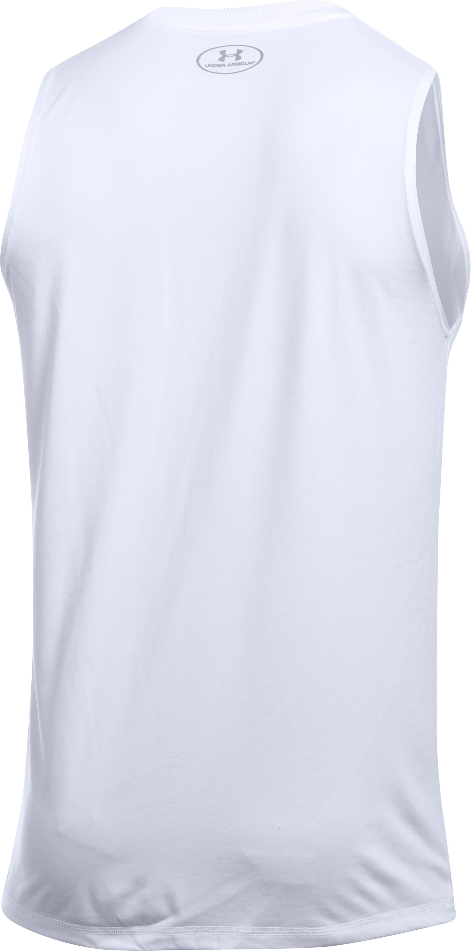 Men's Washington Nationals Tech™ Tank, White, undefined