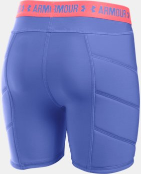 Girls' UA Softball Slider  1 Color $12.74 to $15.74