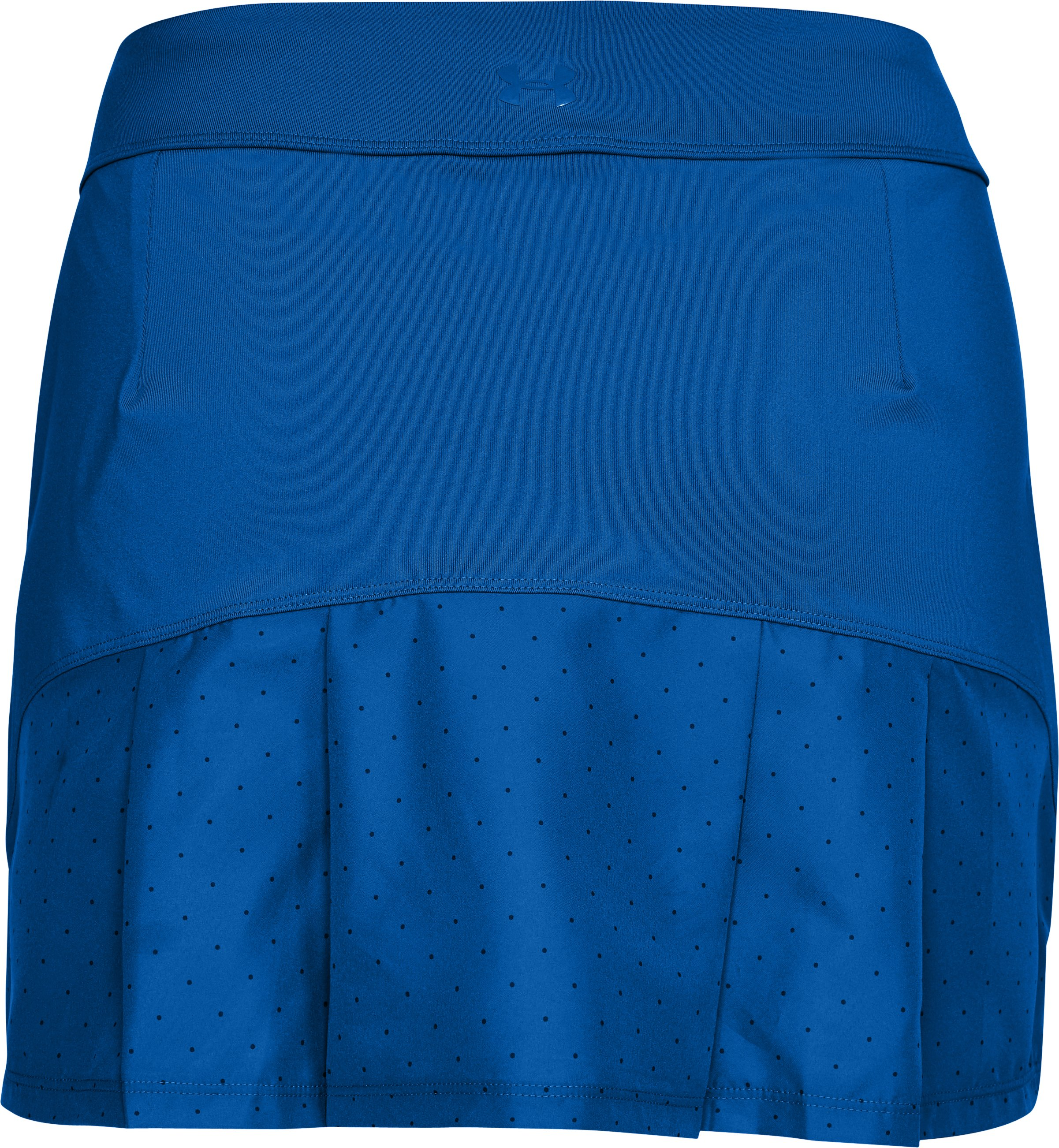 Women's UA Links Knit Skort, LAPIS BLUE,