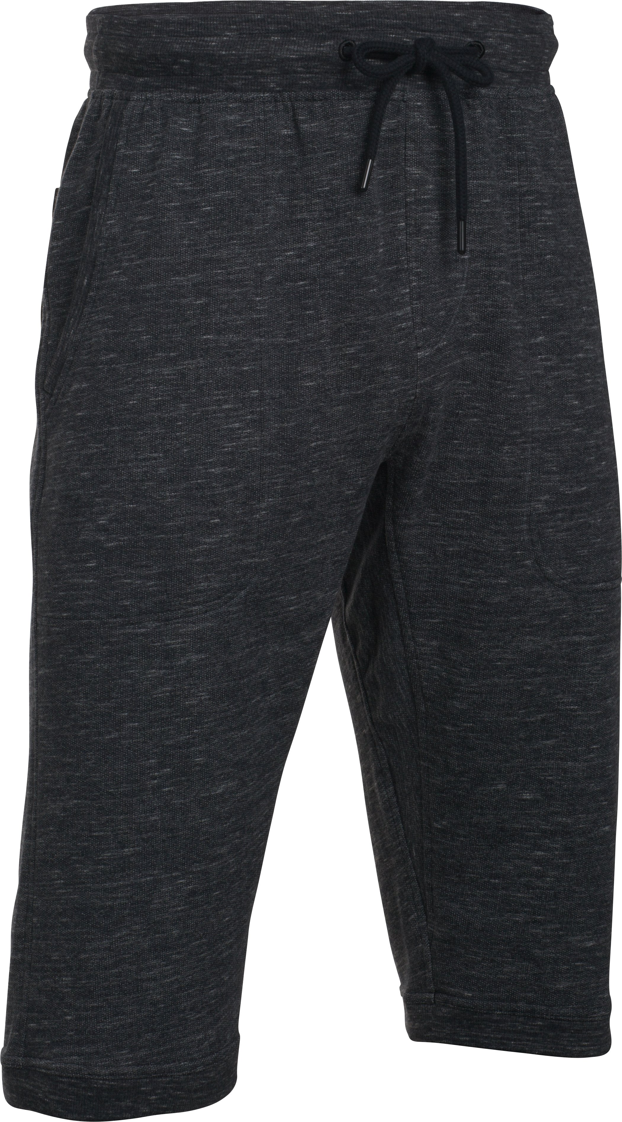 Men's UA Baseline ½ Pants, Black