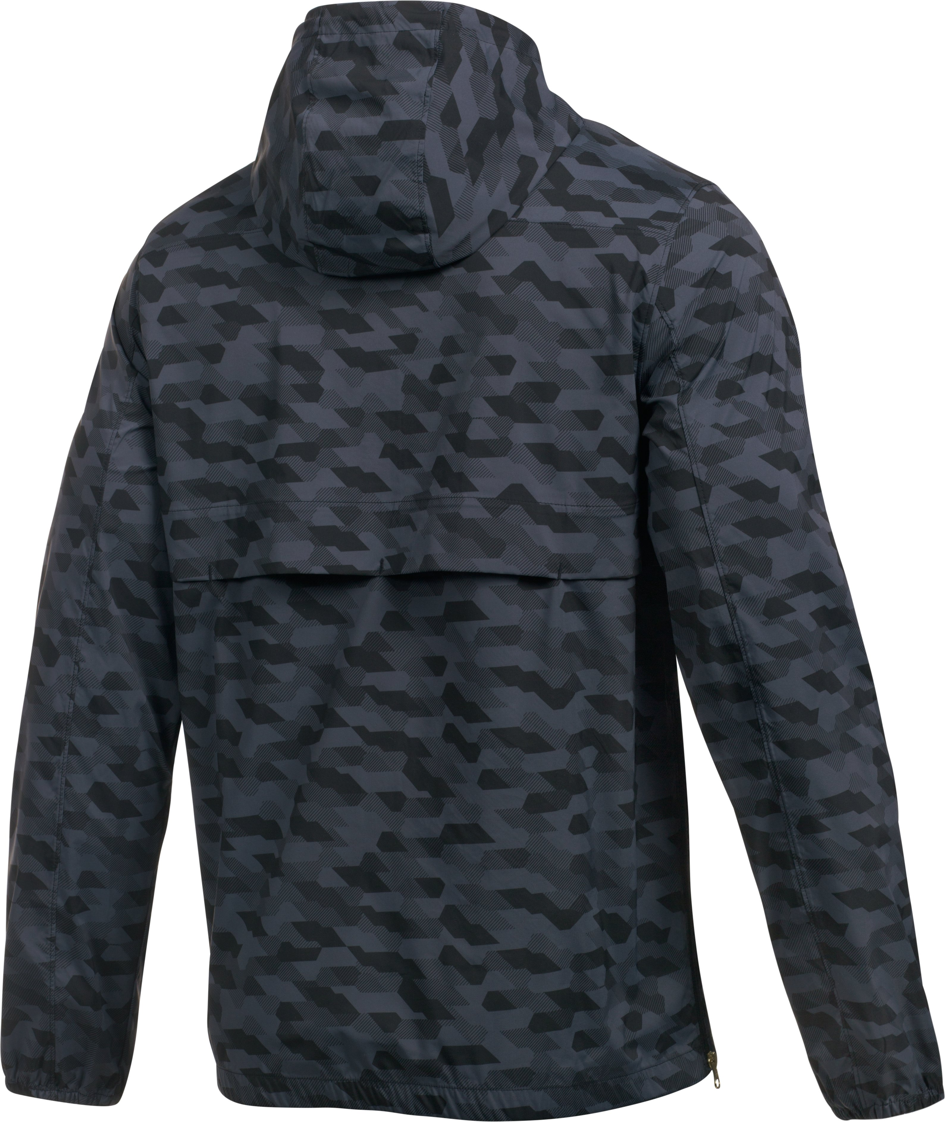 Men's SC30 Trey Area Anorak, Black , undefined