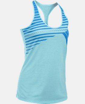 Women's UA Accelerate Graphic Tank 1