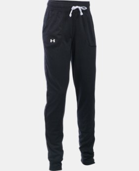Girls' UA Graphic Tech™ Joggers  1 Color $16.49