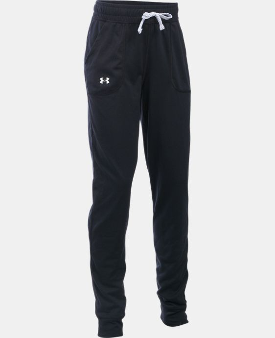 New Arrival  Girls' UA Graphic Tech™ Jogger  1 Color $44.99
