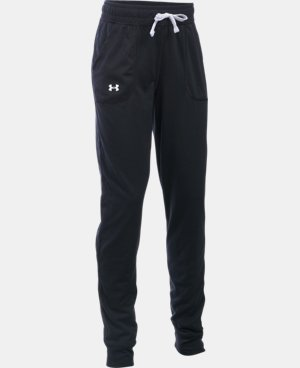 New Arrival  Girls' UA Graphic Tech™ Jogger LIMITED TIME: FREE SHIPPING 1 Color $44.99