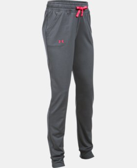 Girls' UA Graphic Tech™ Joggers  1 Color $27.99